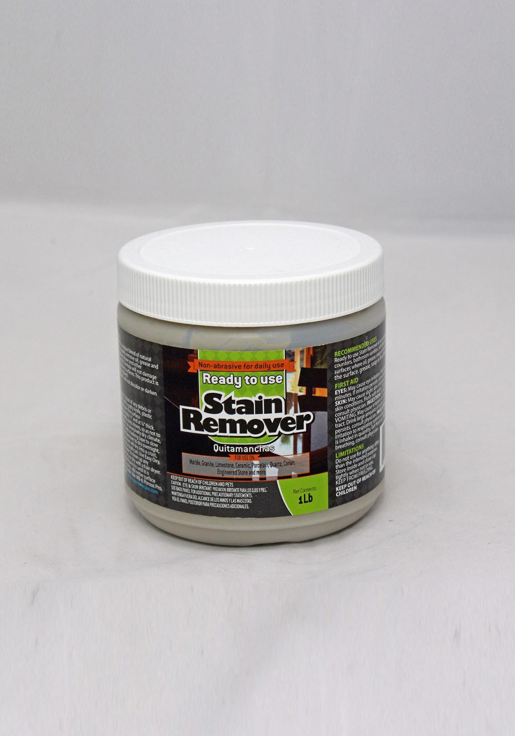 Easy Stone Care Ready To Use Stain Remover For Granite Other Natural