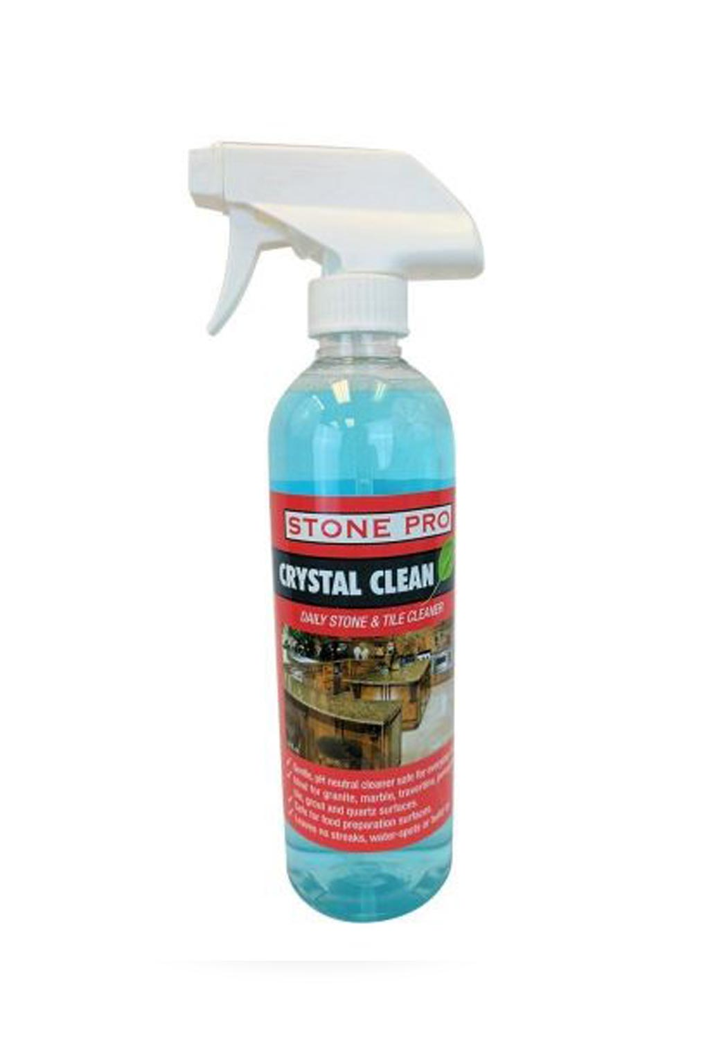 Stone Pro Crystal Clean Daily Stone Cleaner Esp Sales