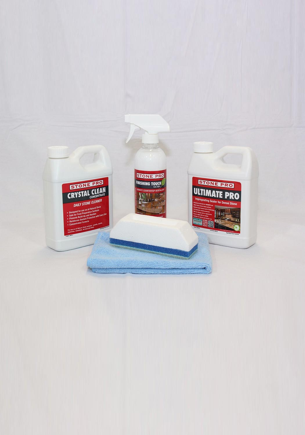 Stonepro Granite Care Kit Esp Sales